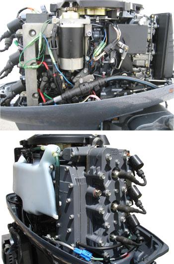 лодочные моторы Yamaha 50